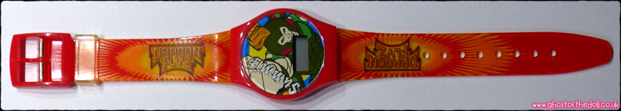 DRAGON FLYZ - Digital Watch Vintage (Watchhit 1996) - Click Image to Close