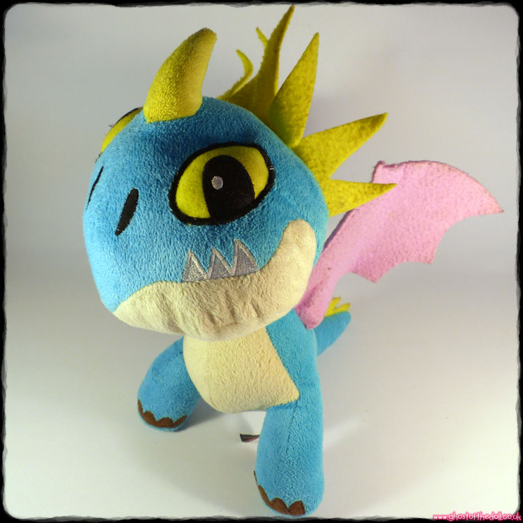 "How To Train Your Dragon ""Stormfly"" Plush (Dreamworks 2016)"