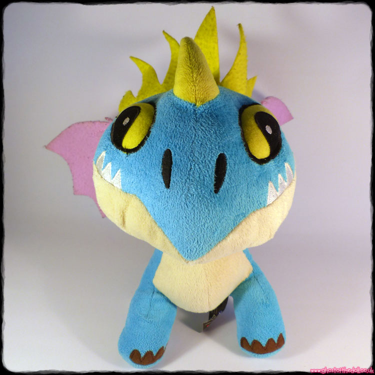 "How To Train Your Dragon ""Stormfly"" Plush (Dreamworks 2016) - Click Image to Close"
