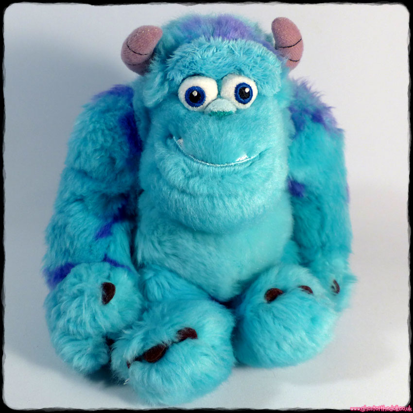 "Monsters Inc. ""Sulley"" Plush (Disney Store Pixar)"