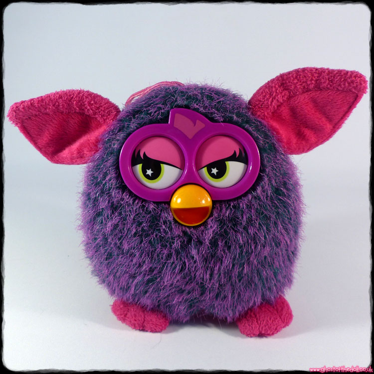 Furby - Purple Pink Plush (Hasbro 2013)