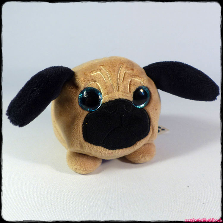 Pug Beanie Plush (Gosh! Designs 2017)