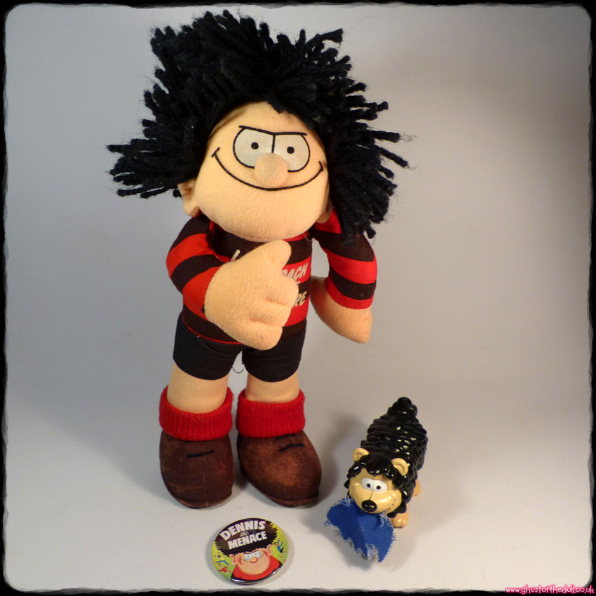 Dennis The Menace & Gnasher (Dakin 1986 & McDonald's 2000)