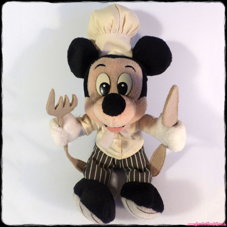 Disney: Mickey Mouse - Chef - Plush Beanie