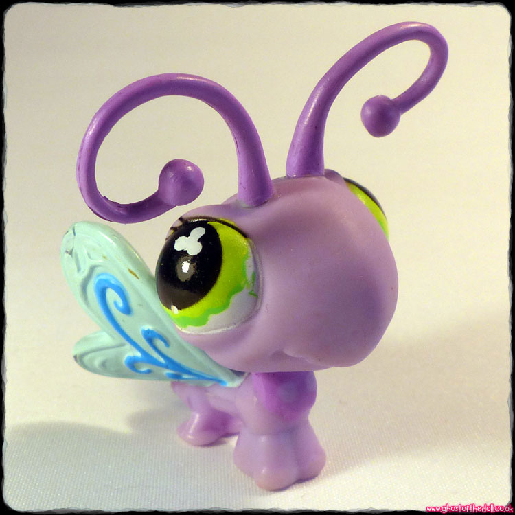 Littlest Pet Shop - Butterfly #478