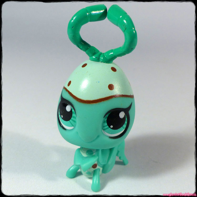Littlest Pet Shop - Grasshopper #3397