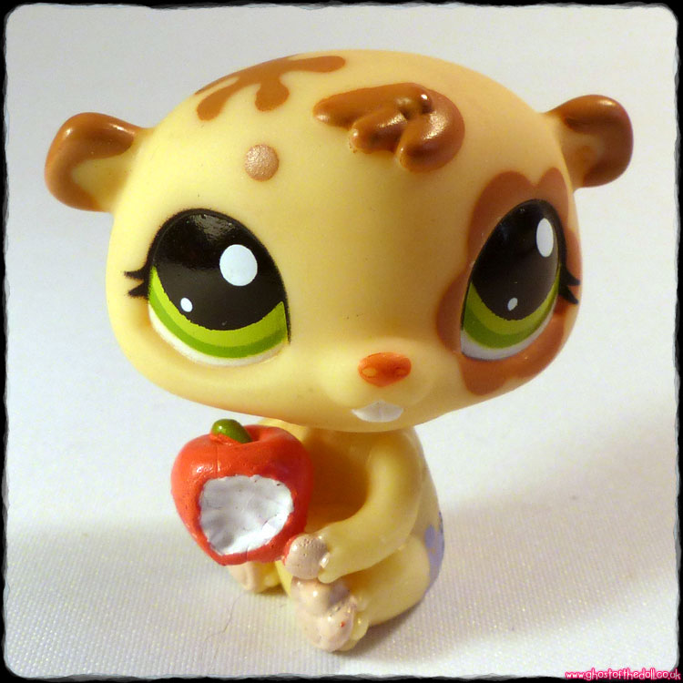 Littlest Pet Shop - Hamster #1888