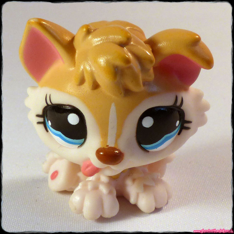Littlest Pet Shop - Dog Husky #1013 RARE!