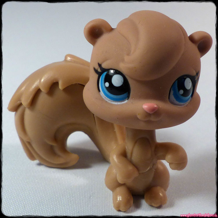 Littlest Pet Shop - Squirrel #1538