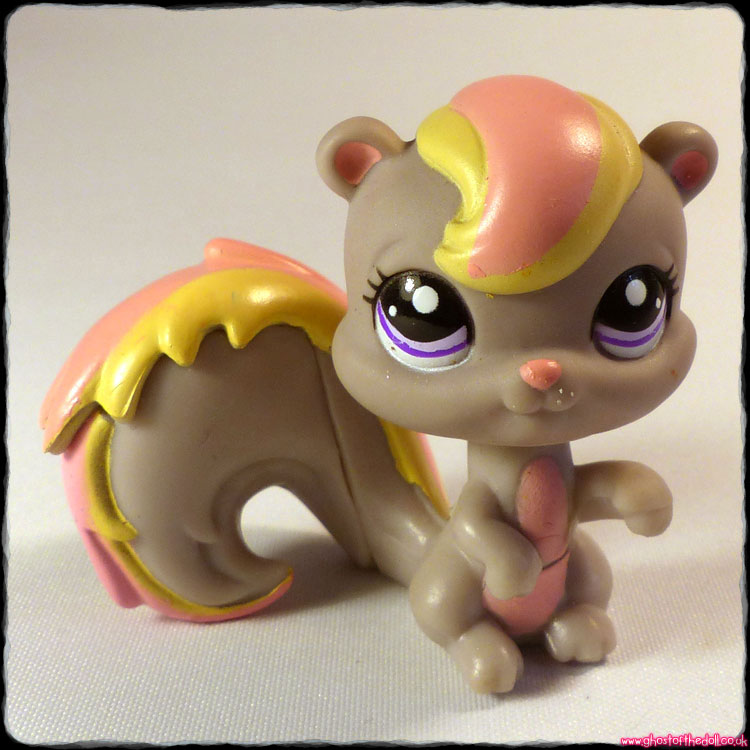 Littlest Pet Shop - Squirrel #2112