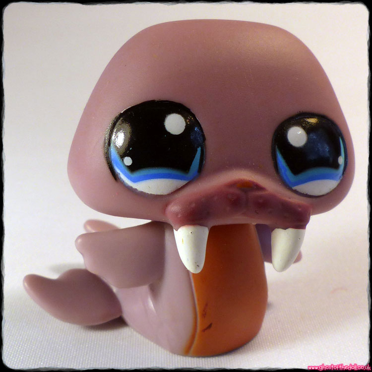 Littlest Pet Shop - Walrus #1119