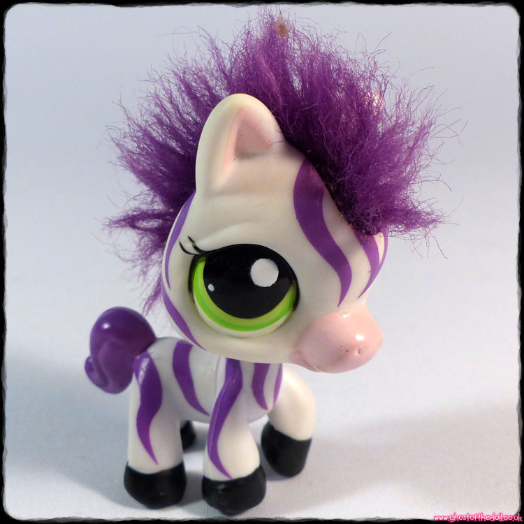 Littlest Pet Shop - Zebra #2470