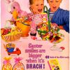 Brach's Easter Candies ~ Adverts [1960's]