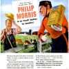 Philip Morris [1947] Cigarette Adverts