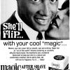 Magic Shaving Powder ~ Shaving Adverts [1964-1981]