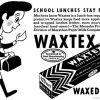 Waxtex ~ Kitchenwear Adverts [1942-1943]