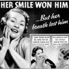 Colgate ~ Toothpaste Adverts [1937]