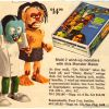 Toy Monsters ~ Catalogues [1960's-1970's]