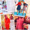 Sewing Patterns ~ Magazine Articles [1970's]