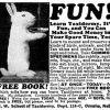 Northwestern School of Taxidermy ~ Adverts [1910-1953]