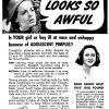 Fleischmann's Yeast ~ Health Adverts [1939-1940]