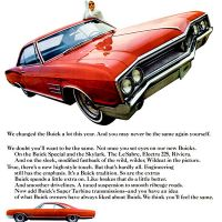Buick ~ Car Adverts [1964-1965]