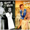 Rinso ~ Laundry Adverts [1945]