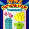 The Doctor Who Pattern Book ~ Craft Books [1984]