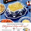 """Lipton's """"Noodle Soup"""" ~ Food Adverts [1945-1946]"""