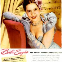 "Columbia Records ""Masterworks"" ~ Music Adverts [1943-1945]"