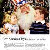 American Made Toys ~ Christmas Toy Adverts [1949]
