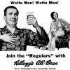 "Kellogg's ""All-Bran"" ~ Breakfast Cereal Adverts [1940-1942]"