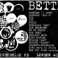 Better Badges ~ Punk Pin Badge Adverts [1979-1982]