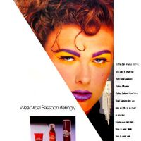 Vidal Sassoon ~ Hair Care Adverts [c.1985]