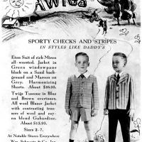 Twigs ~ Childrenswear Adverts [1947-1950]