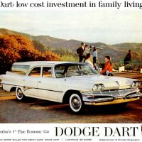"Chrysler ""Dodge Dart"" ~ Car Adverts [1959-1960]"