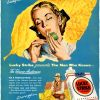 Lucky Strike [1948] Cigarette Adverts ~ Illustrated