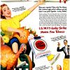 "Lucky Strike ~ Cigarette Adverts [1950-1952] ""Be happy-go lucky!"""