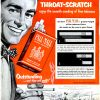 Pall Mall [1949-1953] Cigarette Adverts ~ Throat Scratch