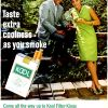 Kool [1964-1967] Cigarette Adverts