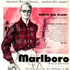 Marlboro Shirt Co. ~ Menswear Adverts [1955-1956] Illustratrated