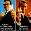 Belair & Raleigh [1966-1967] Cigarette Adverts