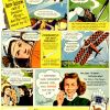 Camel [1937-1948] Cigarette Adverts ~ Comic Strips