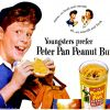 Peter Pan Peanut Butter ~ Food Adverts [1949-1950]