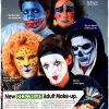 Showtime Adult Halloween Makeup Kits ~ Adverts [1980's]