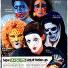 Showtime Adult Halloween Makeup Kits ~ Adverts [1980's]