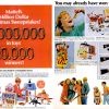 Mattel's Million Dollar Christmas Sweepstakes [1967]