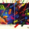 WHSmiths ~ Stationary Adverts [1988]