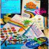 Sticker Madness! ~ Adverts [1984-1987]