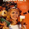 Vintage Christmas Alcohol Adverts [1950s-60's]